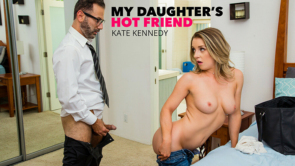 Kate Kennedy fucks in bed
