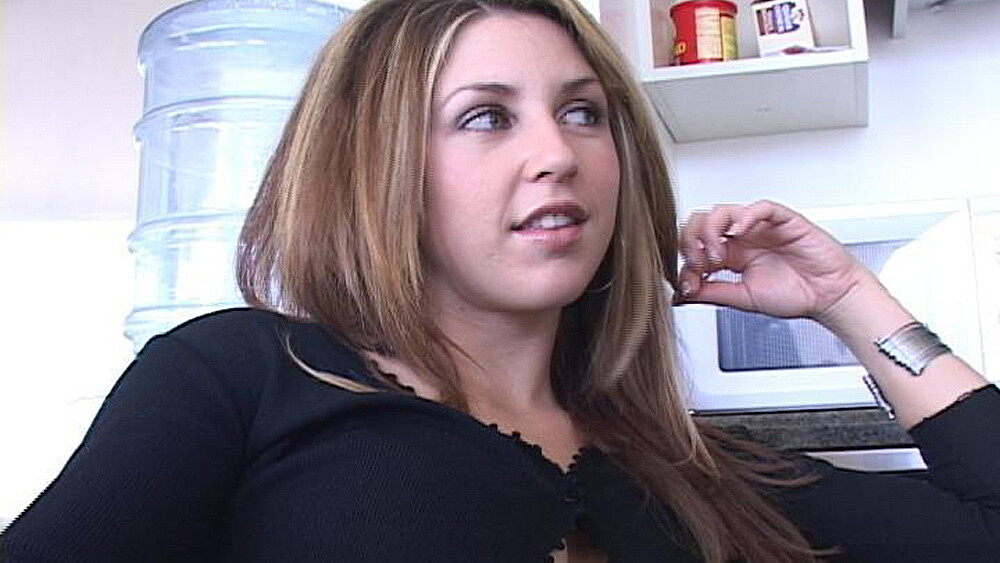 Isabella Soprano fucking in the break room with her big ass