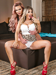 Bad Girl & Friend Porn Video with 69 and American scenes