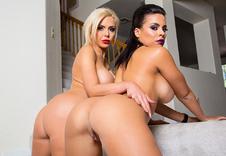 Watch Luna Star & Nina Elle porn videos