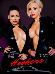 Nina Elle & Luna Star & Chad White in 2 Chicks Same Time