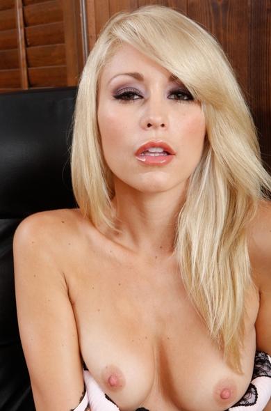 Your favorite pornstar Monique Alexander has a Trimmed, Outie Pussy & Medium Natural Tits