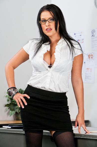 Pornstar Lacie James