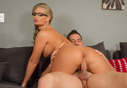 Phoenix Marie & Johnny Castle in American Daydreams - Sex Position 2