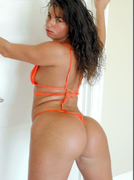 Stranger Porn Video with Big Ass and Blow Job scenes