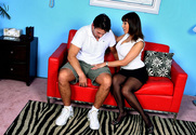 Ava Devine & Manuel Ferrara in Diary of a Milf - Sex Position 1