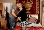 Josephine James & Christian in Diary of a Milf