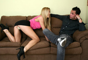 Lexi Lamour & Alan Stafford in Diary of a Milf