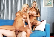 Summer Sinn & Misty Vonage & Anthony Rosano in Diary of a Milf