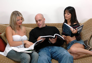 Vicky Vette & Nadia Styles & Derrick Pierce in Diary of a Milf story pic