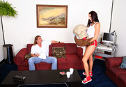 Gianna Michaels & Evan Stone in Diary of a Nanny - Sex Position 1