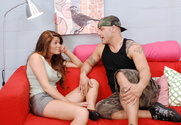 Madelyn Marie & Derrick Pierce in Fast Times - Sex Position 1