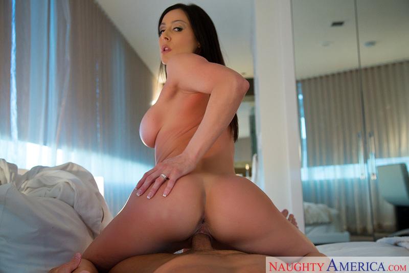 Porn star Kendra Lust fucking hard
