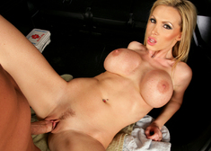 Nikki Benz & Christian in Housewife 1 on 1 - Centerfold