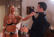 Abbey Brooks & Billy Glide in I Have a Wife - Sex Position 1