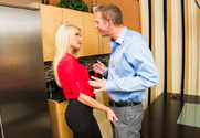 Anikka Albrite & Mark Wood in I Have a Wife