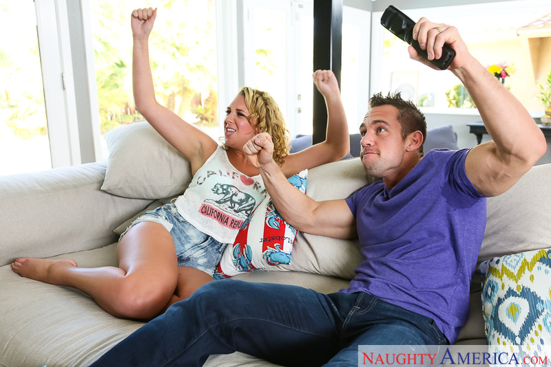 Brooke Wylde & Johnny Castle In I Have A Wife