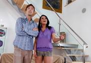 Charley Chase & Richie in I Have a Wife