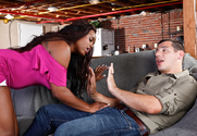Jada Fire & Denis Marti in I Have a Wife story pic