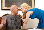 Kagney Linn Karter & Christian in I Have a Wife - Sex Position 1