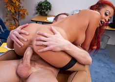 Mia Lelani & Mark Wood in I Have a Wife - Centerfold