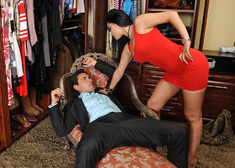 Jessyca Wilson & Ryan Driller in Latin Adultery - Centerfold