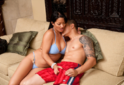Mason Storm & Cris Commando in Latin Adultery - Sex Position 1