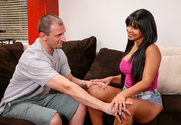 Rose Monroe & Mark Ashley in Latin Adultery