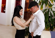 Sativa Rose & Alec Knight in Latin Adultery - Sex Position 1