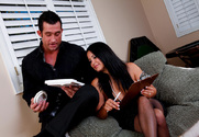 Sophia Lomeli & Billy Glide in Latin Adultery