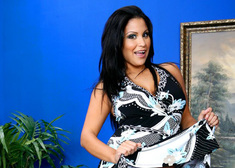 Sophia Lomeli & Talon in Latin Adultery - Centerfold