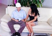 Sophia Lomeli & Mark Zane in Latin Adultery story pic