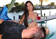 Sofia Rivera & Tyler Steel in Latin Adultery - Sex Position 1