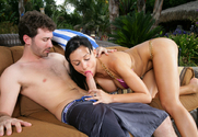 Aletta Ocean & James Deen in My Dad's Hot Girlfriend