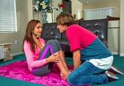Ariana Marie & Tyler Nixon in My Dad's Hot Girlfriend - Sex Position 1
