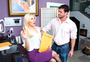 Ashley Fires & Preston Parker in My Dad's Hot Girlfriend - Sex Position 1