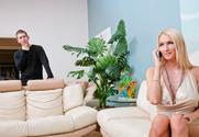 Blake Rose & Danny Wylde in My Dad's Hot Girlfriend story pic
