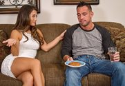 Eva Lovia & Johnny Castle in My Dad's Hot Girlfriend