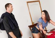 Melina Mason & Jordan Ash in My Dad's Hot Girlfriend story pic