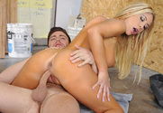 Tasha Reign & Seth Gamble in My Dad's Hot Girlfriend - Sex Position 2