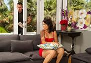 Dana Vespoli & Johnny Castle in My Friend's Hot Girl - Sex Position 1