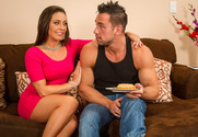 Gracie Glam & Johnny Castle in My Friend's Hot Girl - Sex Position 1