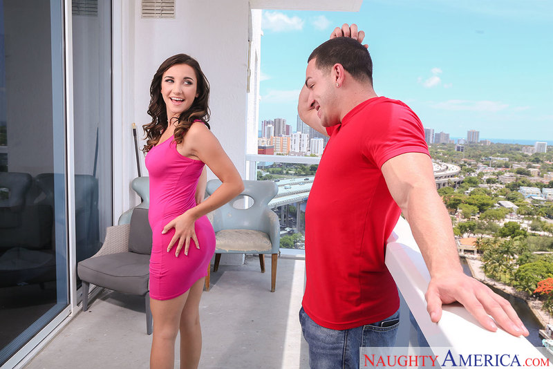 Naughtyamerica – JADE AMBER & PETER GREEN Site: My Friend's Hot Girl