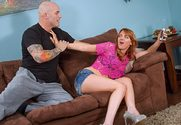 Marie McCray & Derrick Pierce in My Friend's Hot Girl - Sex Position 1
