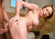 Alexa Styles & Ryan McLane in My Friends Hot Mom - Centerfold