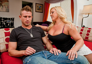 Alexis Golden & Bill Bailey in My Friends Hot Mom - Sex Position 1