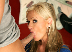 Allison Kilgore & Seth Gamble in My Friends Hot Mom - Centerfold