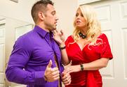 Alura Jenson & Johnny Castle in My Friends Hot Mom - Sex Position 1