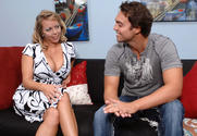 Amber Lynn Bach & Rocco Reed in My Friend's Hot Mom story pic