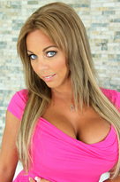 Amber Lynn Bach & Ryan Driller in My Friend's Hot Mom  - Centerfold